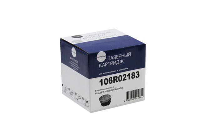 Тонер-картридж Xerox 3010/3040 WC3045 oem